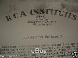 1919 to 1953 RCA ZENITH PHILCO RADIO BIBLE SERVICE MANUAL DVD HUGE