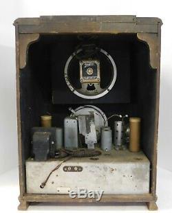1936 Zenith Monster Radio Model 6S27