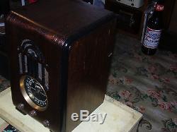 1937 ZENITH 5S228