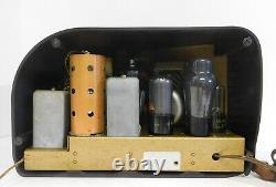 1938/39 Zenith 6D-311 Table Radio Beautiful Read On