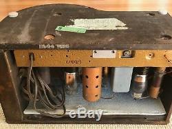 1939 Zenith Glass Rod Radio Set, 5r317