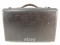 1940's Zenith 6G601ML WaveMagnet AM Tube Radio Sailboat Snakeskin PARTS/REPAIR