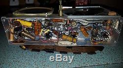 1946 ZENITH Tube Radio, 6D030, Tube Type, Wood Table Top WORKING SURVIVOR