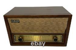1950s Zenith Radio C730 AM/FM/FM A. F. C. Tube Radio Working Rare