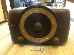 1951 Zenith Record Player Radio COBRA-MATIC H664 VARIABLE SPEED TUBE PARTS