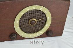 1952 Zenith Cobra Matic Record Player Tube Radio Stereo Vintage Audio Tested