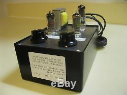 AM BROADCASTER HEAR YOUR MUSIC ON ANTIQUE AIRLINE PHILCO RCA ZENITH. RADIOS