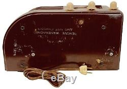 ANOTHER SON OF A GUN RADIO! ZENITH 6-D-516 Beehive (1941)
