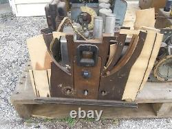 Antique Tube Radio Zenith Philco Admiral Westinghouse 26 201 258 6552 Model 20
