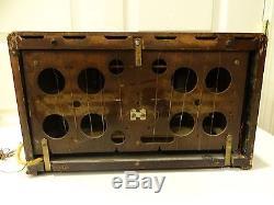 Antique Vintage Shortwave Tube Radio ZENITH Beautiful