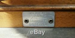 Antique Zenith Model 7-S-363 (7S363) Console Radio (1939)