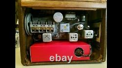 Antique tube radio battery for Philco, others. Replaces Eveready, Zenith, RCA