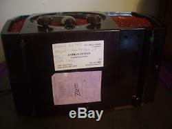 C1953 Zenith AM-FM radio, model H723Z2, fully restored, excellent performer