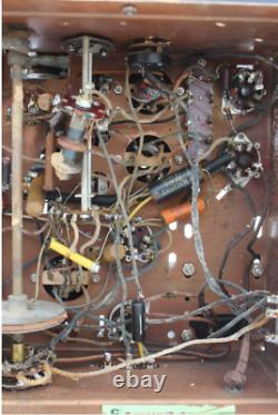 CHASSIS for 1938 Zenith Console Radio R567742