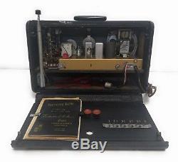 Nice Zenith Transoceanic H500 Vintage Tube Radio Manual Papers. Nice Zenith Transoceanic H500 Vintage Tube Radio Manual Papers Included Read. Wiring. Zenith Tube Radio Schematics H500 At Scoala.co