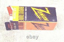 One, New in Box, Zenith 6T5, target eye tube, tested bright, 6T5
