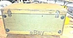 R0124 Vintage tube radio ZENITH WAVEMAGNET 6-G-601 M TRIPLE HI FICIENCY Clipper