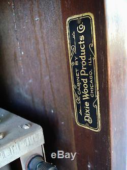 RARE Hard to Find Antique MODEL 31 ZENITH RADIO for RESTORATION or PARTS