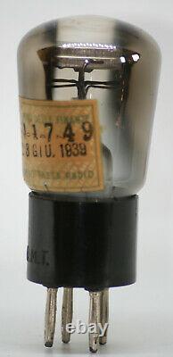 RRBF Zenith Monza röhre verstärker tube NOS RADIO STATION R2 military WW2 RE084