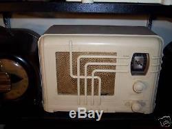 Radio Grill Cloth Pattern #4 Fada Crosley Zenith more