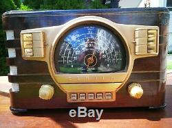 Radio Zenith 7S529. Restored