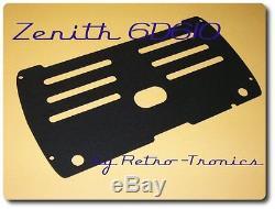 Reproduction Radio Back Zenith 6D610