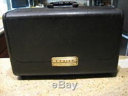 Restored Zenith H500 Transoceanic tube radio