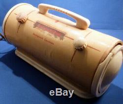 Setchell Carlson Model 570 TUBE RADIO WORKS, RARE