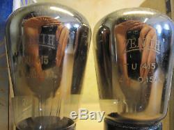 TU415 ZENITH roehre nos tube res164 telefunken volksempfänger neu radio ve301 X2