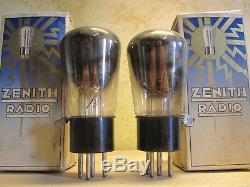 TU415 res164 roehre nos tube röhre ZENITH AERONAUTICA volksempfänger radio VE301