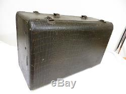 VINTAGE 1941 WORLD WAR 2 ZENITH OLD ANTIQUE ARMY BOMBER TRANSOCEANIC RADIO