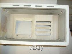 VINTAGE ZENITH MODEL 5D tube Radio wood case Art Deco