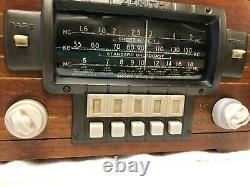 VTG ZENITH RADIO WithSHORTWAVE MODEL 5678 WORKS
