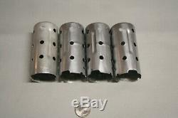 Vacuum Tube Shields for 1930's Vintage Radios 1 lot