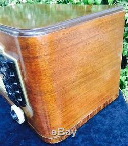 Very Nice 1942 Zenith Radio Model 6s632 Works