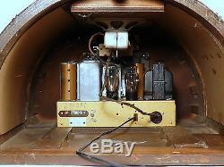 Vintage 1939 Zenith Model 6s340 Chairside Radio