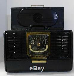 Vintage 1946/47 Zenith Trans Oceanic Radio Model 8G005TZ1 Nice