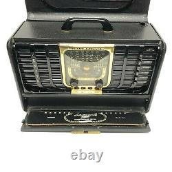 Vintage 1947 Zenith TransOceanic tube radio 8G005Y