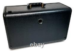 Vintage 1950 Zenith TransOceanic Tube Radio Model H500 Shortwave Original Works