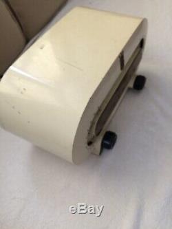 Vintage 1950s TUBE Art Deco Zenith Consol-tone Bakelite Radio S-17868 Rare
