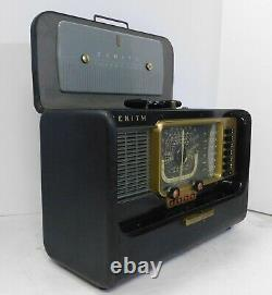 Vintage 1952/53 Zenith Trans Oceanic Model H500 Clean and Working