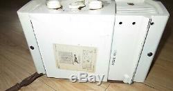 Vintage 1955 Zenith Tube Radio Model Y723 Works perfect Great shape