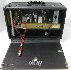 Vintage 1958 Zenith Model A600 Trans Oceanic Radio