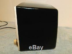 Vintage 1959 Zenith B513-Y Tube AM Radio Plastic Case Model Radio Works Great