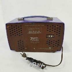 Vintage AM/FM Zenith Radio Model H7247