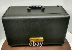 Vintage Great Condition Zenith Trans-Oceanic Model No. H-500 Tested Working