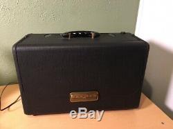 Vintage ZENITH A600 WAVEMAGNET TRANS-OCEANIC World Band Portable TUBE HAM RADIO