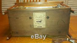 Vintage ZENITH LONG DISTANCE AM FM AFC TUBE RADIO MODEL K731 1951. NEAR MINT