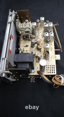 Vintage ZENITH Stereophonic FM AM Tuner AMP Vacuum Tube Standard Broadcast