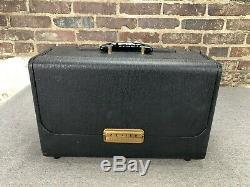 Vintage ZENITH Trans-Oceanic model Y600 SHORTWAVE Radio World-Band RECEIVER